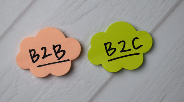 Marketing strategies for B2C versus B2B