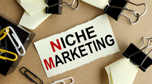 Niche competitive advantage for small business and start-ups
