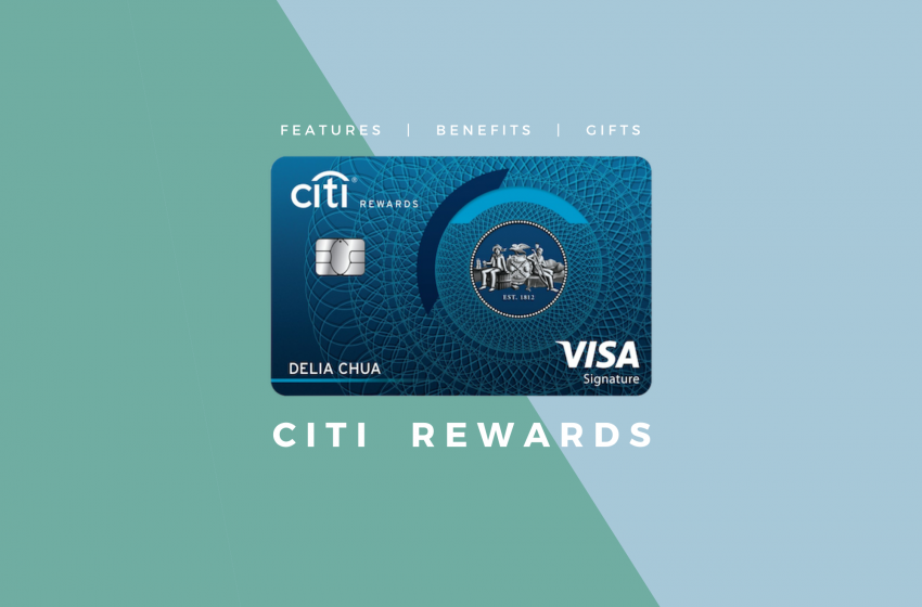 Citi Rewards Card: Why This can be The Best Credit Card For Internet buyers (And Miles Lovers) In Singapore