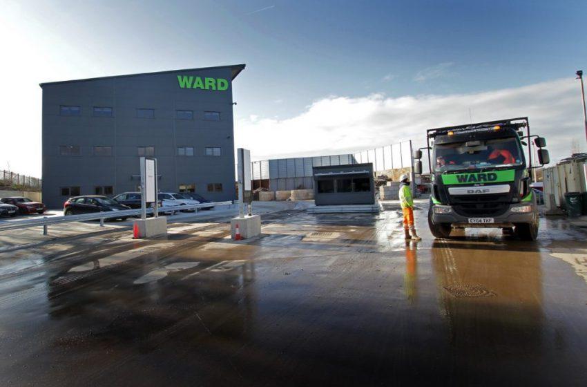 Ward lands multi-million pound waste contract