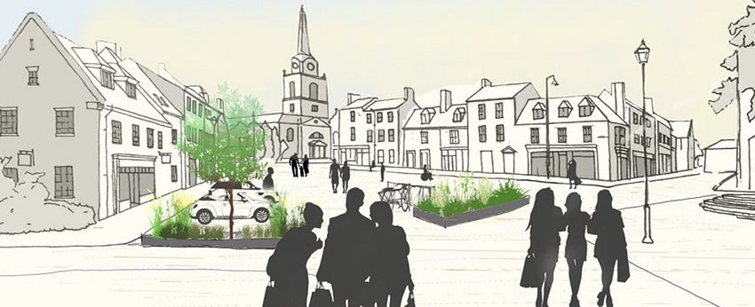 Fresh vision for way forward for Daventry Town Centre adopted