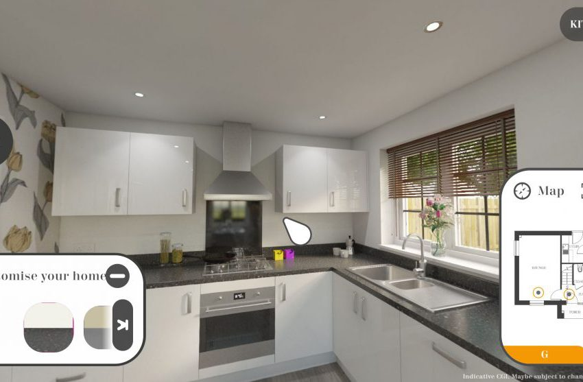 Leicestershire house builder goes hi-tech to counter COVID