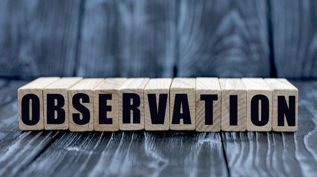 Observation: a key to unlocking amazing innovations